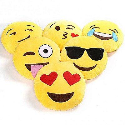 Adicone a Cesta 1 Pelúcia Emoji / Carinhas :-)