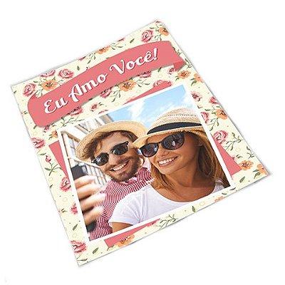 Item adicional - Super Cartão Personalizado c/ Foto e Texto - Tamanho A4