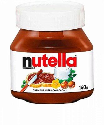 Item adicional - 1 Pote Nutella 140g