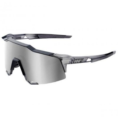 ÓCULOS DE CICLISMO 100%  SPEEDCRAFT CRYSTAL GREY