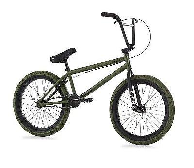 BICICLETA BMX FIEND TYOPE O+ VERDE 20'5
