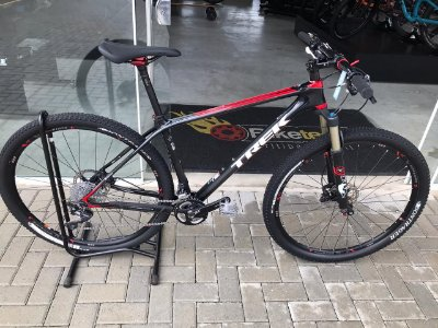 Bicicleta Trek Superfly 9.8 Tam. 19