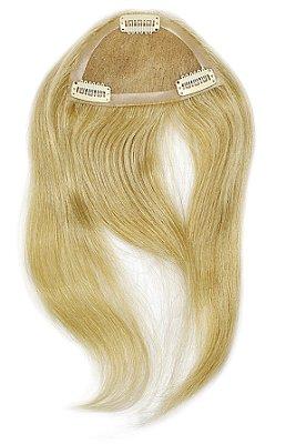 Franja SUPER PREMIUM cabelo humano  #22/14 champagne mix liso