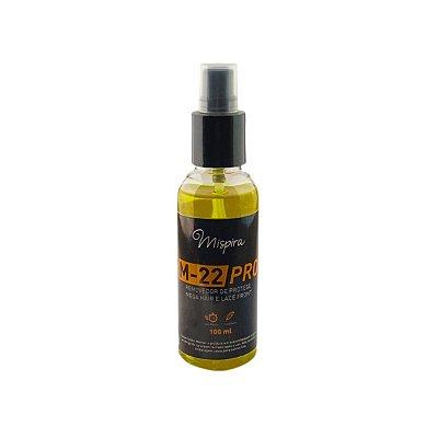 Solvente Removedor para Prótese capilar M-22 CITRUS 100 ml – AÇÃO RÁPIDA - MENOS RESIDUO
