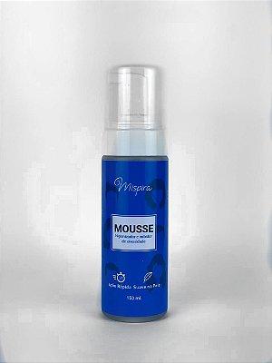 Mousse Inibidor e Higienizador  De Oleosidade P/ Próteses e Lace Front