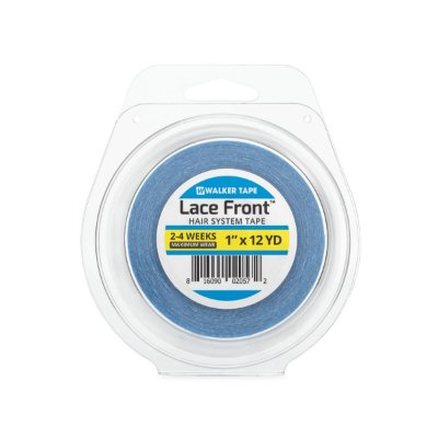 Fita Adesiva Dupla Face Rolo para Lace Wig / Prótese Capilar  e Mega Hair