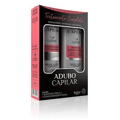 Kit Shampoo + Condicionador Fortalecedor Adubo Capilar Bio Hair