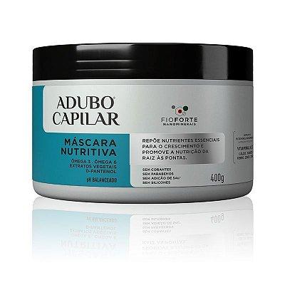 Máscara Nutritiva Adubo Capilar 400g -  Cruelty Free