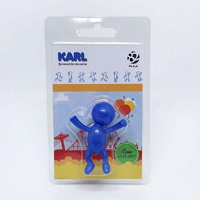 Tema Parque de Diversão - Karl Azul