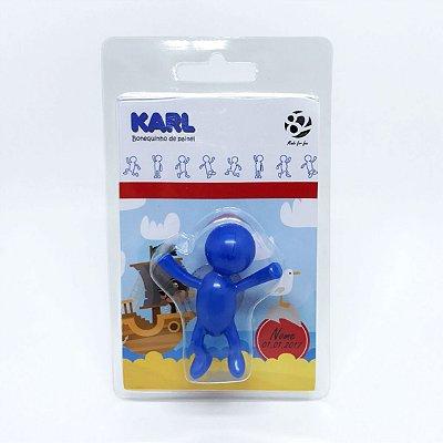 Tema Pirata - Karl Azul
