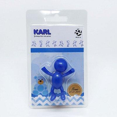 Tema Ursinho - Karl Azul