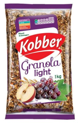 GRANOLA DE CEREAIS LIGHT (1kg)
