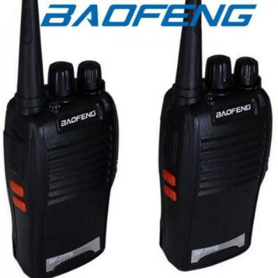 Rádio Comunicador Walk Talk Baofeng 777s Alcance 12km