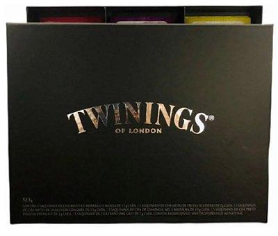 Caixa de Chá Twinings 30 Sachês