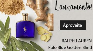 Polo Blue Golden Blind