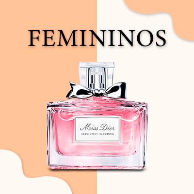 Perfumes Femininos