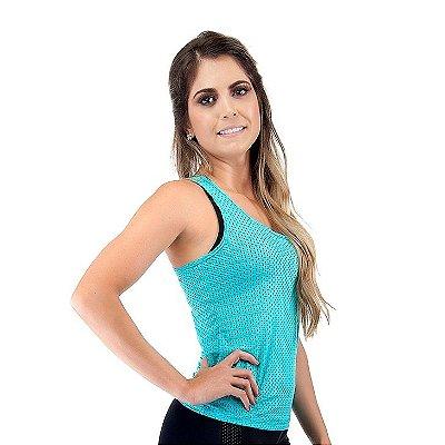 Regata Clubber - Azul Turquesa
