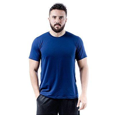 Camiseta Masculina Dry Fit - Marinho