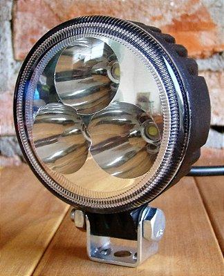 Farol auxiliar LED 9W - Par