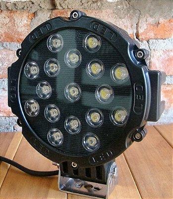 Farol Auxiliar LED 51W - Par