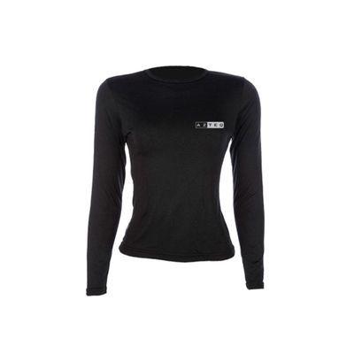 Blusa segunda pele feminina Thermofit Azteq com proteção UV +50