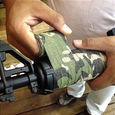 Fita Adesiva para Armas Camo Tape