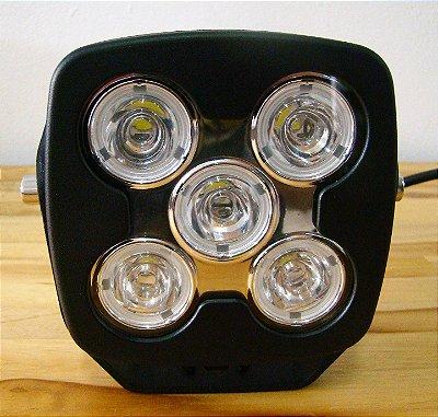 Farol Auxiliar LED 50W - Par