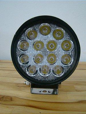 Farol Auxiliar LED 42W - Par