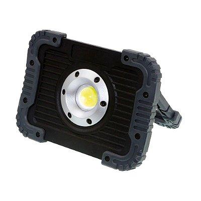 Lanterna Refletor 10W Focus
