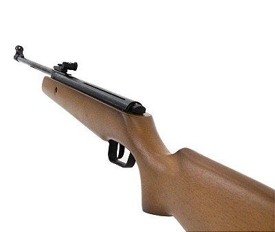 Carabina de Pressão 5,5mm B12-6 - Coronha Madeira