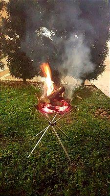 Parabolic Fire
