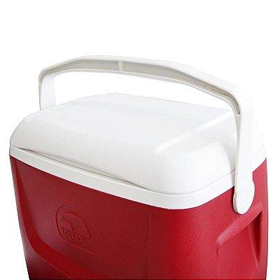 Caixa Térmica Island Breeze 28 QT (26 Litros) - Vermelha
