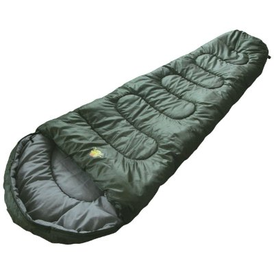 Saco de Dormir Ultralight 5ºC à 15ºC - Verde