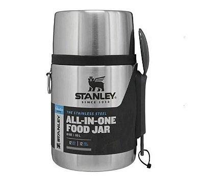 Pote Térmico Stanley com Garfolher 532 ml