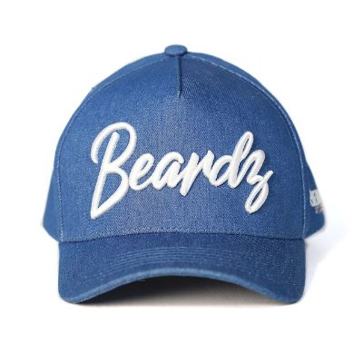 Boné Beardz Signature Blue