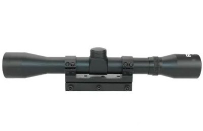LUNETA - 4 x 32 FIX - ADV 137 FXR Army and Tactial