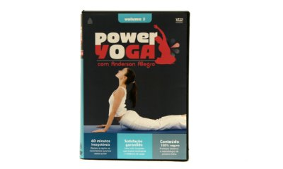 DVD Power Yoga Vol.2