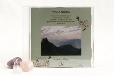 CD Yoga Nidra - Relaxamento