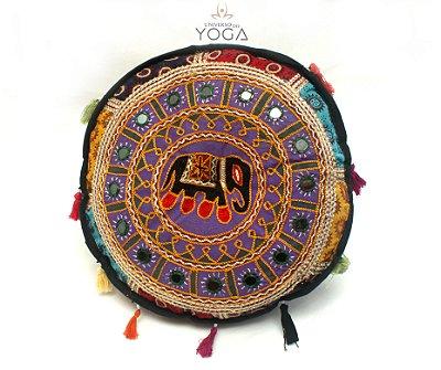 Zafu - Almofada Indiana para meditação