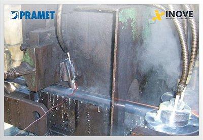 Suporte PXFNL 2525 R 15/15 (SNMX15) p/ raspagem de tubos: Scarfing