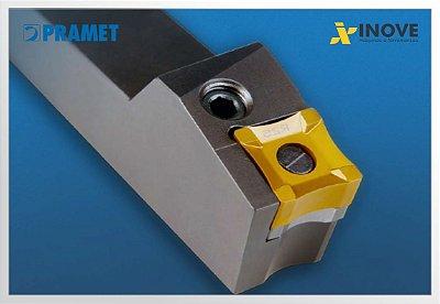 Suporte PXFNR 3232 S 25 (SNMX25) p/ raspagem de tubos: Scarfing
