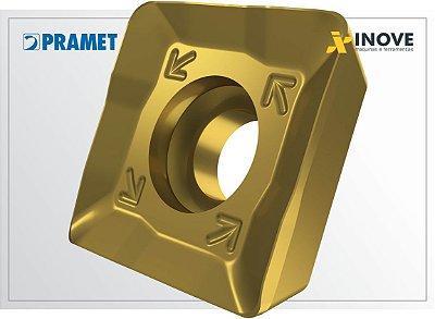 Inserto ISO Fresamento SDMT 120508SR-M: M8230 PRAMET