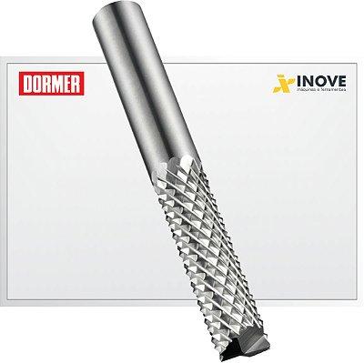 Lima rotativa com corte em forma de diamante P844 Dormer – corte GRP com fresa de topo
