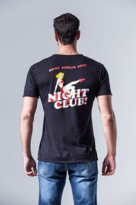 CAMISETA NIGHT CLUB