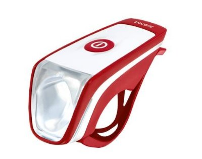 Lanterna Sinalizador Bicicleta Sigma Siggi Recarregável Usb
