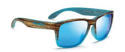 Óculos De Sol Rudy Project Spinhawk Coral Ouro Fosco