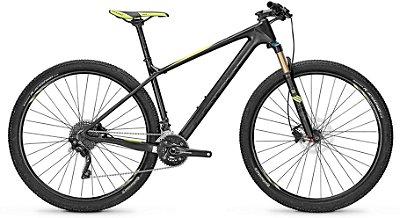 "Bicicleta Mtb Focus Raven Ltd 29 Carbono Suspensão Fox 2016 - Tamanho L 19,7"""