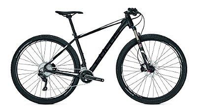 Bicicleta Mtb Focus Black Forest Lite 29 Preto 2017 Tamanho M