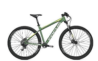 Bicicleta Mtb Focus Whistler Sl 29 1x11 Sram Verde 2017 Tamanho S
