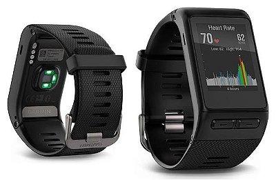 Garmin Vivoactive HR Smartwatch Gps Preto 010-01605-00